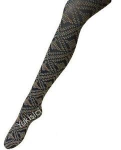 Vivienne Westwood Japan Ltd Tights Argyle Orb-Black-40 Denier-Size M-L