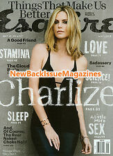 Esquire 5/15,Charlize Theron,May 2015,NEW