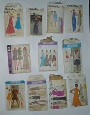 Vintage Patterns Simplicity Butterick Very Easy Vogue & McCall's - Set Of 11