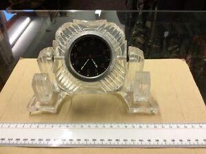 Cold War Mig aircraft clock