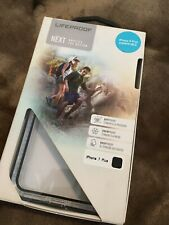 Lifeproof Next Case for iPhone 8 Plus/7 Plus - Black Crystal