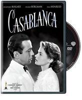 Casablanca: 70th Anniversary [DVD] [Region 1], Great Movie, Free Shipping