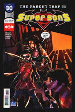Super Sons Rebirth #13 Giuseppe Camuncoli Cover Comic