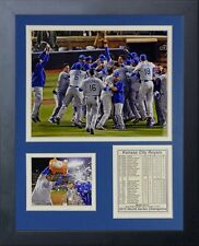 d9b12643 11x14 FRAMED KANSAS CITY ROYALS 2015 WORLD SERIES CHAMPIONS 8X10 PHOTO  CHAMPS