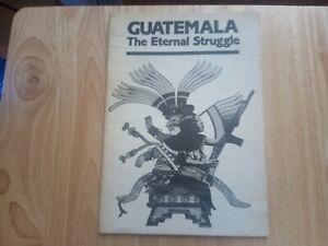 Guatemala The Eternal Struggle - Pamphlet
