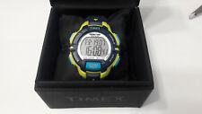 Timex orologio uomo Ironman Triathlon 30 LAP LCD supersportivo corsa con box