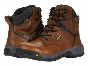 """Man's Boots Keen Utility Chicago 6"""" Waterproof (Soft Toe)"""