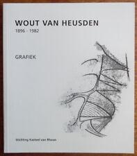 Wout van Heusden 1896 - 1982 - Grafiek - P.J. Stolk - van Spijk - 2005