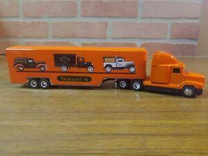 """ERTL Die Cast Metal 1/64 Truck Firestone Freightliner Cab """"SEACOAST #4"""""""