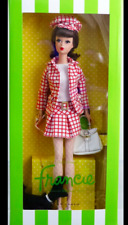 Silkstone Barbie Francie Doll. Boxed