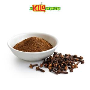 Clove Ground Powder (Laving   Laung) A* Grade Quality Free UK P&P 100g - 10kg