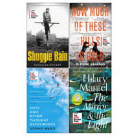 How Much, Love and Other, Shuggie Bain, The Mirror 4 Books Collection Set NEW
