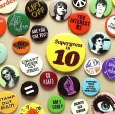 Supergrass - Supergrass Est 10 - The Best Of Neuf CD