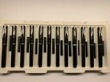 12 sheaffer fountain pens 🇺🇸 great american product