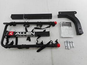 Allen Sports 542RR-R Deluxe 4-Bike Hitch Mount Rack, 2-Inch Receiver, Black