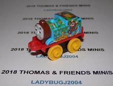 Thomas & Friends Minis 2018/2 MONKEY THOMAS - New - Last One - SHIPS FREE