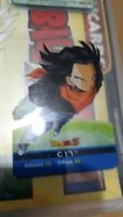 dragon ball lamincards edibas italia serie oro n 56