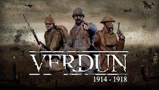 Clave de código de vapor Verdun PC nuevo juego de descarga envió rápido región libre