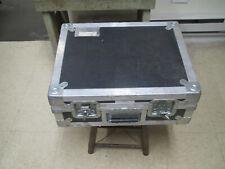 Heavy Duty Calzone Dj Travel Road Case (racks, Turntable, Amps)