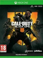 Call of Duty BLACK OPS 4 - Xbox One - MINT  SAME DAY DISPATCH 1st Class Delivery