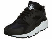 Women's Nike Air Huarache Run Size 6 US Black/White (634835-006) Casual Shoe