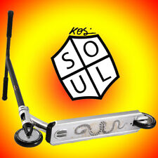 Envy✦KOS SOUL Series✦Trick✦Pro Scooter✦Complete✦S4✦Polished✦Chrome✦Scooters✦2017