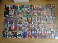 Lot Of 55 Dark Horse STAR WARS Comics. Dark Empire, Empire's End, Jedi Council