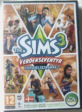 68447 - The Sims 3 Verdenseventyr Udvidelespakke [NEW / SEALED / EURO] - PC (200