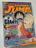 Shonen Jump December 2006 Volume 4 Issue 12 SJ Viz Media Naruto Bleach Manga