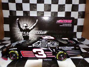 Dale Earnhardt Sr #3 Foundation 2003 Monte Carlo NASCAR 1:24 Scale Action