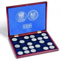 Leuchtturm (350494) Münzkassette VOLTERRA UNO für 30 dt. 20-Euro-Gedenkmünzen in