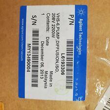 Varian Agilent Vhs 6 Diffusion Pump New Never Used Pn L6193306
