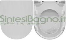 Toilet Seat SintesiBagno Made for EOS WC YA Series. Duroplast. Ast2fse001602