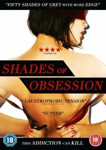 Shades Of Obsession (NEW AND SEALED) (REGION 2) (FREE POST)