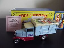 Models of Yesteryear - 1932 Ford Model AA Truck - Goblin Magazine - Code 2