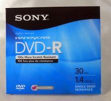 Sony Mini DVD-R Camcorder Disc Rewritable 1.4 GB 5111062