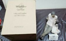 "New ListingWillow Tree by Demdaco - Father And Daughter - 8"" Figurine - # 2000 with Box"