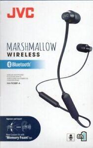 JVC - HA-FX35BT-AE - Marshmallow - Bluetooth - Ear Kopfhörer - Indigo-Blue - Neu