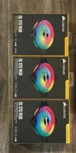 Corsair QL120 RGB 120mm Cooling Case Fan - 9 Pack