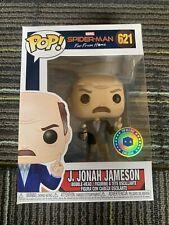 Spider-Man: Far From Home J. Jonah Jameson Exclusive Pop! Vinyl Figure #621
