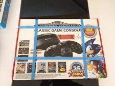 console sega megadrive neuve 80 jeux inclus 25 eme anniversaire sonic