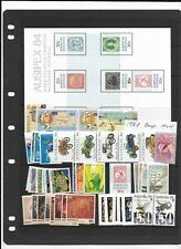 1984 MNH Jaargang/ year collection, Australia