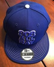 808 AllDay Stacks Blue/White New Era SnapBack Fitted Hawaii Farmers
