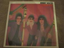 JOHNNY WINTER - RAISIN' CAIN - NEW - LP RECORD