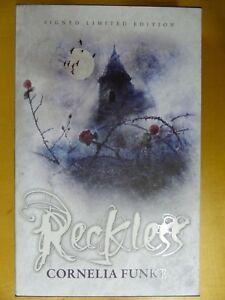 Cornelia Funke Signed Slipcased Numbered Reckless 2010 UK 1/1 HBK Still Sealed