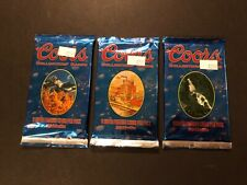 Coors Beer Collectors Edition Trading Cards - New / Unopened