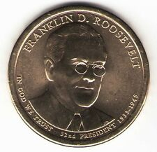 US. 2014-D. Franklin Roosevelt (1882-19). 32nd President (1933-1945) UNC.