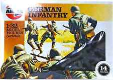 Airfix WWII German Infantry #51551 - set of 14 figures mint in box