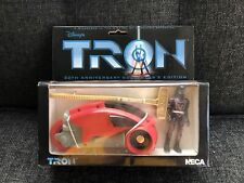 Neca Tron Light Cycle 20Th Anniversary Edition Red Light Cycle