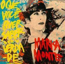 O Que Voce Quer Saber De Verdade, Monte, Marisa, New